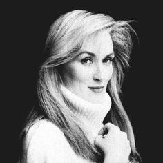 Meryl Streep, 1988.