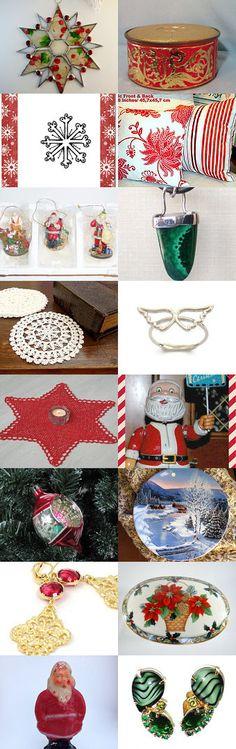 Christmas All Year Long - FWB by Joyce on Etsy--Pinned with TreasuryPin.com