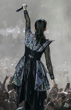 Baby Metal, Japanese Girl Band, Japon Tokyo, Metal Fan, Gothic Rock, Post Punk, Girl Bands, Glam Rock, Visual Kei