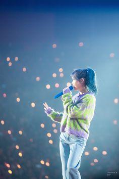 lee ji eun — 160827 Good Day in Shenzhen cr: Jerry Poon Korean K Pop, Korean Girl, Korean Celebrities, Celebs, Girl Artist, Fandom, Girl Bands, Mamamoo, Korean Beauty