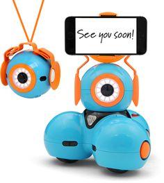 Wonder Workshop Dash and Dot Robots! Can't Wait!