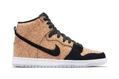Nike SB Dunk High 'Cork'