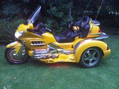 Honda Goldwing Trike - motorcycles & scooters - Roodepoort