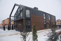 Почта — m_ivanova Factory Architecture, Office Building Architecture, Building Exterior, Facade Architecture, Building Design, Atrium Design, Facade Design, Steel Buildings, Modern Buildings