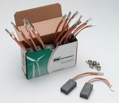 Morgan Advanced's carbon brushes lower maintenance costs and improve reliability