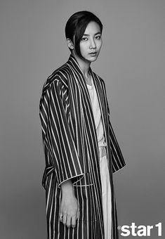 Jeonghan (Seventeen) - @Star1 Magazine May Issue '16