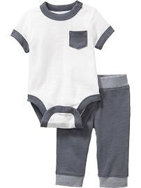 Bodysuit & Pants Sets for Baby
