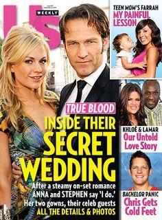 Flashback! True Blood Wedding