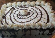Somlói torta készült, mutatom a részletes receptet