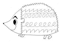 schrijfpatronen egel.JPG (3510×2550)