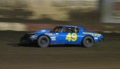 Perris Auto Speedway, Super Stock, Car 49