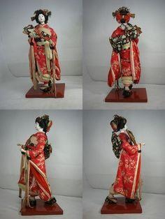 Japanese Doll, Washi, Dolls, Baby Dolls, Puppets, Doll