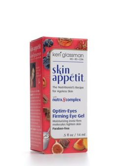Skin Appetit Optim-Eyes Firming Eye Gel, .5-Ounce Boxes Review