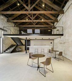 Bar Virgen del Carmen / Estudio Arn Arquitectos - Fragments of architecture