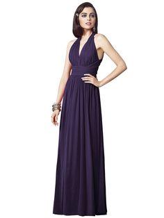 Shop Dessy Bridesmaid Dress - 2908 in Lux Chiffon at Weddington Way in Concord