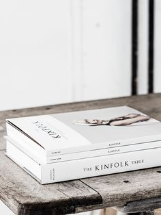 I dying for kinfolk table book.. the book is beautiful