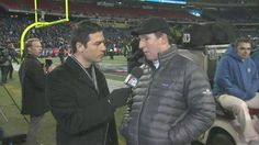 Tom Curran recaps a tough loss for the Patriots in the AFC Championship Game, in which the Pats couldn't stop Ravens quarterback Joe Flacco. Tom Curran, Afc Championship, Nfl Playoffs, Baltimore Ravens, New England Patriots, Winter Jackets, Football, Winter Coats, Soccer