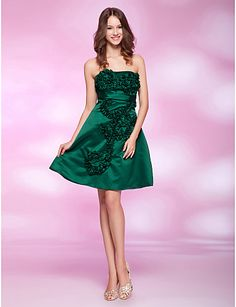 dark green for dress