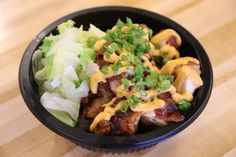 Where to Eat on Maui Tin Roof Mochiko Chicken Bowl