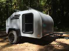 Oregon Trail'R Home Page: See pictures of our Teardrop Trailers and learn more about each model. - Oregon Trail'R - Teardrop Trailers and Accessories
