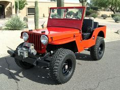 Jeep Cj2a | Viewing Auction #180323399634 - 1946 Willys Jeep CJ2A, Lifted, 32's ...