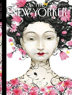 Ana Juan | The New Yorker Covers