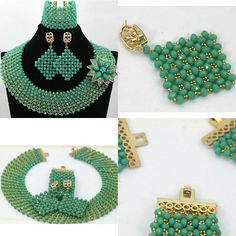nigerian beads 2016 - Google Search