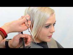Lita's Blonde Undercut - YouTube