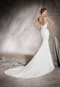 PRONOVIAS ANKARA Mermaid Wedding Dress