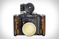 Alpa stated making cameras in the early and got the brand registered in in it was purchased and resurrected as Alpa of Switzerland, maker of medium format cameras. The Alpa Anniversary Edition Camera celebrates both of. Leica Camera, Camera Gear, Medium Format Camera, Photo Vintage, Old Cameras, 70th Anniversary, Instant Camera, Camera Accessories, Camera Photography