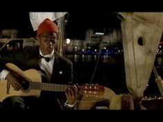 "Seu Jorge singing ""Changes"" by Bowie, in Portuguese no less!  Makes my knees go weak."