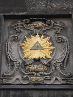 """The """"All Seeing Eye"""" on a Vatican/Romanist Temple - Illuminist/Illuminati Symbolism - If this place is supposed to be a place to worship the real Jesus the Christ, what's with all mystery religion symbols? Occult Symbols, Masonic Symbols, Religious Symbols, Illuminati Symbols, Aachen Cathedral, Le Vatican, Masonic Art, Masonic Lodge, Tree Of Life"""