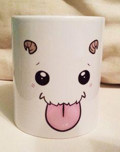 Mug Cup Cup pore LOL League of Legends