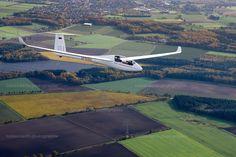 Autumn gliding