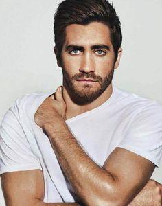 Jake Gyllenhaal by Nino Munoz in Esquire UK, 2010