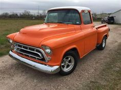 1957 Chevrolet Truck by Magnusson Classic Motors in Scottsdale AZ . Click to view more photos and mod info.