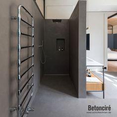Beton Cire für den Duschbereich?  Schicke Bäder - SchickeBäder