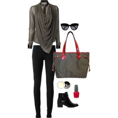 """""""Emma Black Cherry"""" by mcoulter-1993 on Polyvore"""