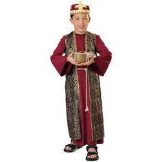 Three Wise Men Costume  Large -- Click image for more details-affiliate link.