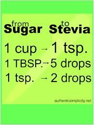 http://www.stevia.net/conversion.html