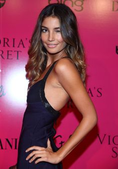 Lily Aldridge    2009 VSFS After Party