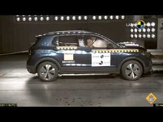 Volkswagen T-Cross + 6 Airbags Volkswagen, Safety, Vehicles, Youtube, Security Guard, Youtubers, Youtube Movies, Vehicle