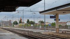 Railroad Tracks, Trains, Train Tracks