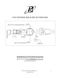 PSI Conversion Wiring Diagrams for Cars Ls engine