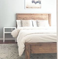 How to build DIY bed framesDIY hotel style bed frameSimple panel bed (all mattress sizes) - No pocket holes (wood to knock off)Simple panel bed (all mattress sizes) - No pocket holes Chopping wood