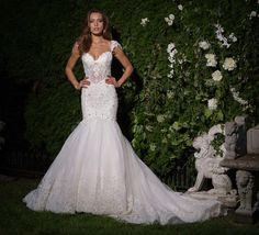 Eve Of Milady: Bridal Gown: 33574708: Fit and Flare | KleinfeldBridal.com