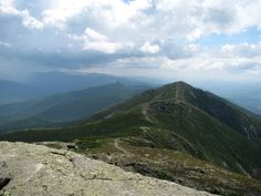 Mt. Lincoln in White Mountains NH