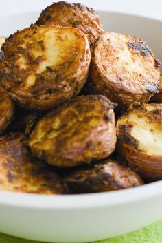 NYT Cooking: Rockin' Roasted Potatoes With Racy Rosemary and Mustard