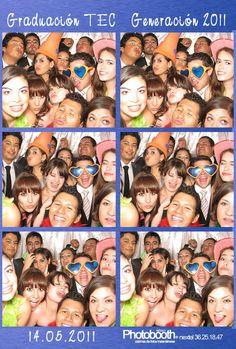 Usa Photobooth para tus eventos