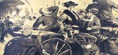 por Mendo Henriques - Na história de Portugal, o regicídio de 1 de Fevereiro de 1908 mostra que os nossos brandos costumes são uma fantasia.